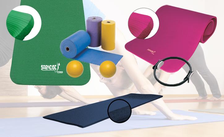 Equipements pour exercices de pilates