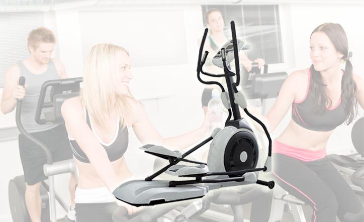 Vélos elliptiques de fitness